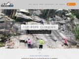 Learn Outdoor Rock Climbing in Switzerland