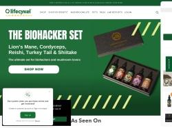 Life Cykel screenshot