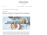 vegetarian diet benefits that will help people for their immunity