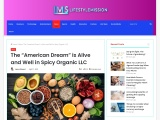 """The """"American Dream"""" is Alive and Well in Spicy Organic LLC"""