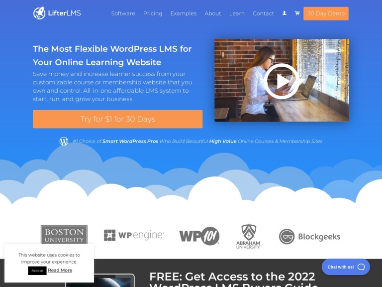 LifterLMS Coupons and Discounts March 2021 screenshot