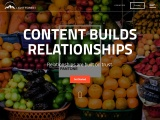 CONTENT BUILDS RELATIONSHIPS – Relationships are built on trust.