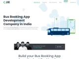 Bus Booking App Development Company in India
