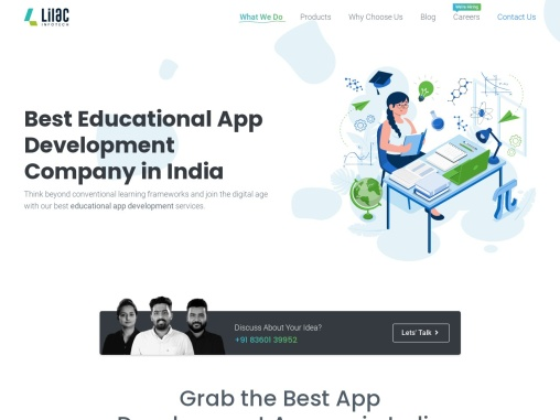 top learning app development company in USA