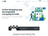 online shopping app development company