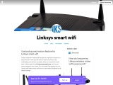 Use backup and restore feature for Linksys smart wifi