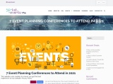 7 Event Planning Conferences to Attend in 2021
