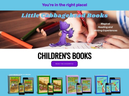 Children's Book courses by Luthie M West