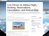 How Do I talk to a Live Person at JetBlue