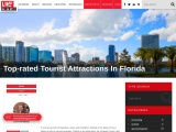 Top-rated Tourist Attractions In Florida – Travel Guide