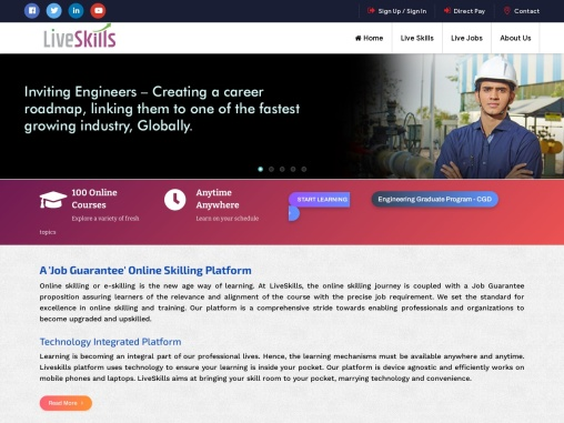A highway for the critical skills, Get ready for an Enriching Career
