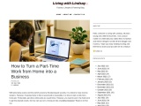 How to Turn a Part-Time Work from Home into a Business