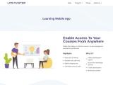LMS Master – Learning Mobile App
