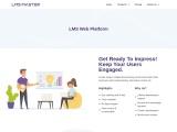LMS Master – LMS Web Platform education
