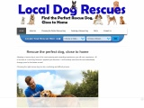 Local Dog Rescues -Find the Perfect Rescue Dog