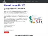Emergency Locksmith Hanwell W7