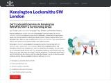 Emergency Locksmith Kensington W8