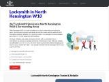 Emergency Locksmith North Kensington W10