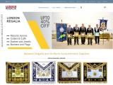 London Regalia is a Masonic supplier in USA