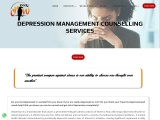 Depression Management Counselling Services – Lonely Crow