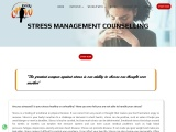 Stress Management Counselling, Therapy, Techniques – Lonely Crow