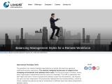 Balancing Management Styles for a Remote Workforce | Kinderkind Kids