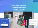 5 Customer Retention Strategies for your E-commerce business