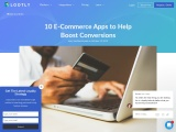10 E-Commerce Apps to Help Boost Conversions