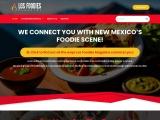 Los Foodies Magazine Santa Fe, New Mexico