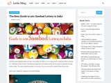 The Best Guide to win Sambad Lottery in India