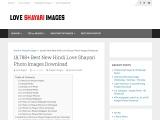 Best New Hindi Love Shayari Photo