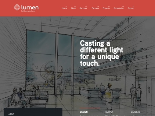 With over two decades of experience, lumen has established itself as a lighting company in Qatar