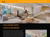luxevia interiors is the top interiors in hyderabad