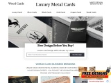 Best Luxury Metal Business Cards
