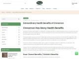 Dar Cheeni Benefits | Lyallpur Organics