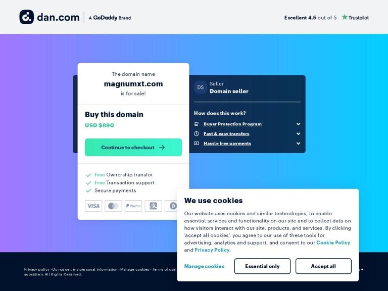 MagnumXT screenshot