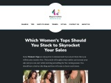 Tops For Women – Women Tops You Should Stock To Grow Your Sales!