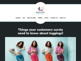 Womens Leggings Supplier UK – How to Grow your Business in Short Time