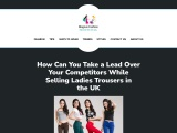 Womens Cotton Trousers – Best Wholesale Ladies Trousers Suppliers In Uk!