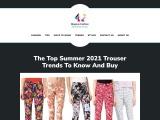 Wholesale Plus Size Summer Trousers – Summer Trousers Distributors