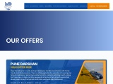 Offers on Helicopter Charter Services | Mahalaxmi Aviation Pune