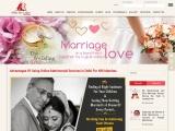 Online Matrimonial Services In Delhi For NRI Matches