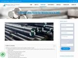 En25 Alloy Steel Round Bar Manufacturer in India