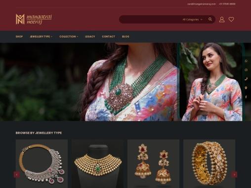 Best Jewellery shop in Hyderabad