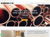 Copper Pipe Manufacturers in Mumbai