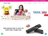 Tata Sky New Connection near me