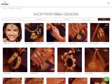 Buy bridal jewellery online | Buy wedding jewellery online
