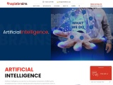 Artificial intelligence in Canada- Maple Brains
