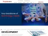 MapleBrains | Website, Software and Application Development