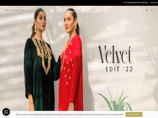 Buy women clothes Online in Pakistan